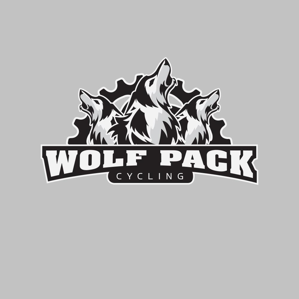Wolf pack logo design - photo#3
