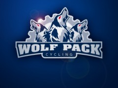 Wolf Pack Cycling Logo
